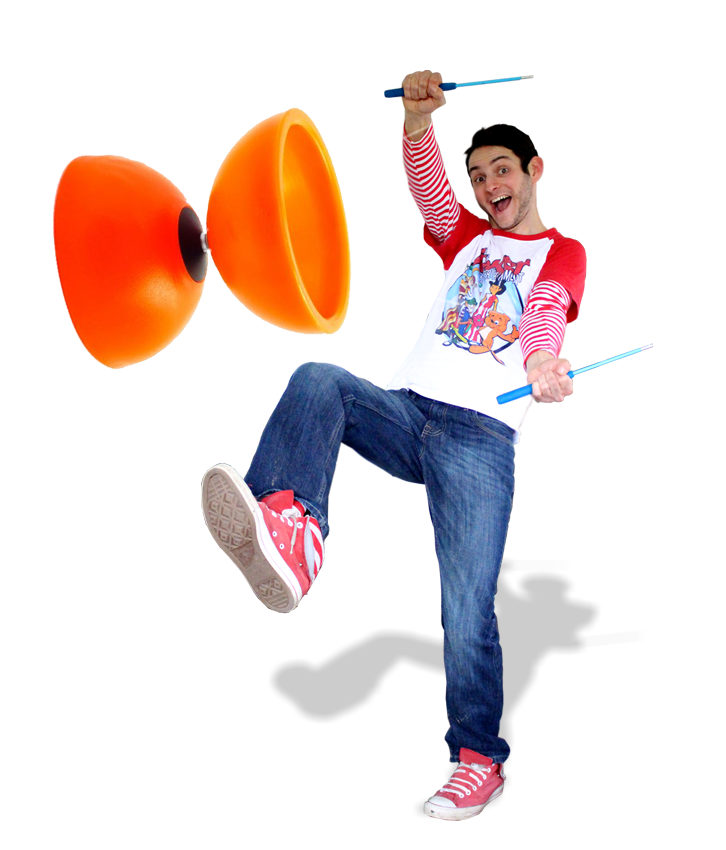 The Joker Entertainment providing circus entertainment, circus skills, stilt walking, balloon modelling, participation activity's and face painting in the Midlands, Nottinghamshire, Yorkshire, Leicestershire, Lincolnshire, Chesterfield, Wingerworth, Matlock, Derbyshire