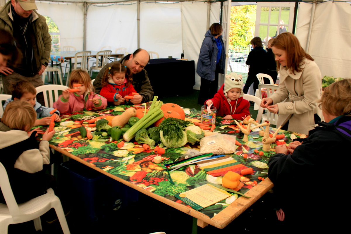 Vegetable Critters, Eco friendly crafts, Craft Workshop, Art and Crafts Boston, Sleaford, Lincolnshire, Lincoln, Newark, Nottinghamshire, Rutland, Northampton, South Yorkshire, have a go