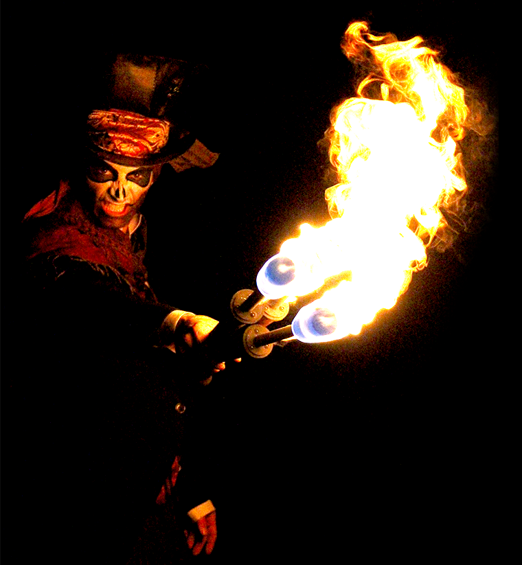 Fire Entertainers The Joker Entertainment providing circus entertainment, circus skills, stilt walking, balloon modelling, participation activity's and face painting in the Midlands, Nottinghamshire, Yorkshire, Leicestershire, Lincolnshire, Chesterfield, Wingerworth, Matlock, Derbyshire, Darley Dale, Clowne, Alfreton, Ripley, Wirksworth, Sutton in Ashfield, Kirby in Ashfield, Nottinghamshire, Leicestershire, Staffordshire, Lincolnshire, South Yorkshire