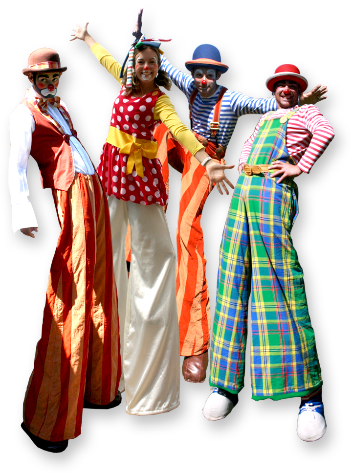 Stilt Walker, stilt walking, walkabout entertainers from The Joker Entertainment providing circus entertainment, circus skills, stilt walking, balloon modelling, participation activity's and face painting in the Midlands, Nottinghamshire, Yorkshire, Leicestershire, Lincolnshire, Chesterfield, Wingerworth, Matlock, Derbyshire, Darley Dale, Clowne, Alfreton, Ripley, Wirksworth, Sutton in Ashfield, Kirkby in Ashfield, Nottinghamshire, Leicestershire, Staffordshire, Lincolnshire, South Yorkshire